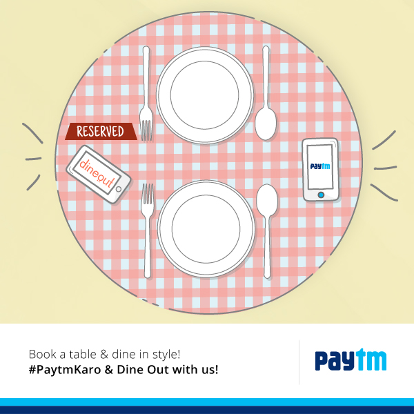 paytm dineout