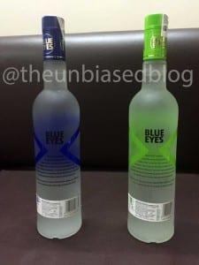 Blue Eyes Vodka flavours