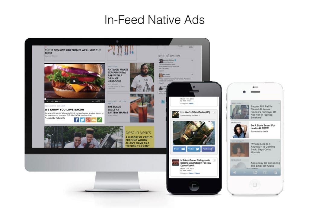 examples native -in-feed-ads