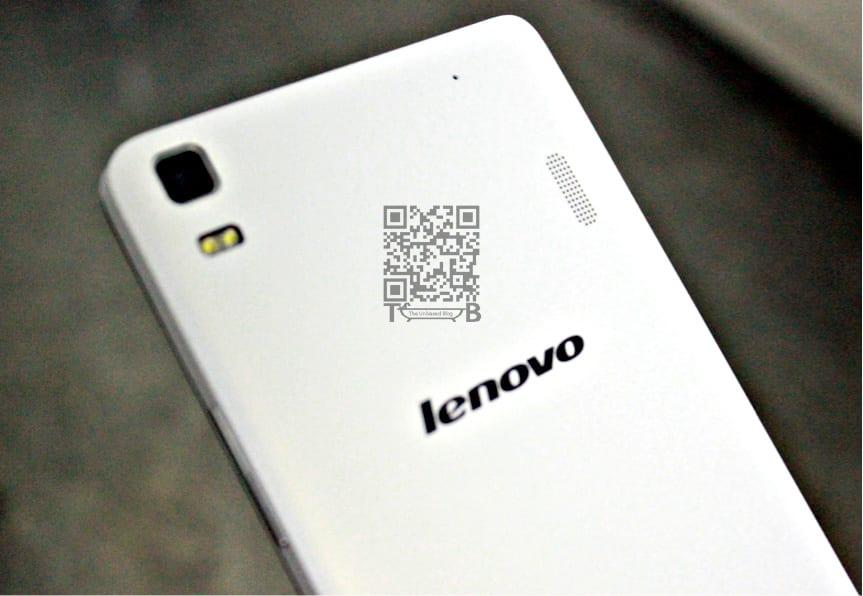 Lenovo K3 Note Camera