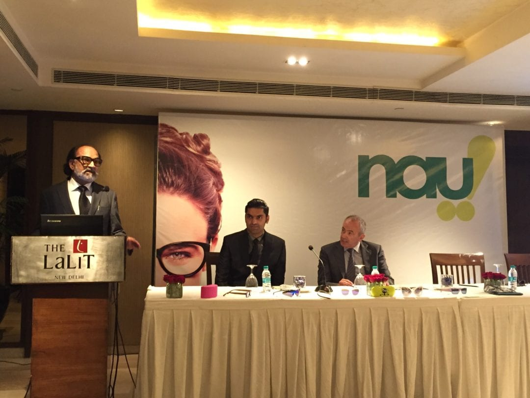 6ad9c52a0d Italian eyewear brand NAU! makes its entry into the Indian Market ...