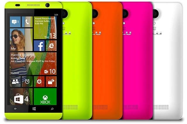 BLU-Windows-Phones