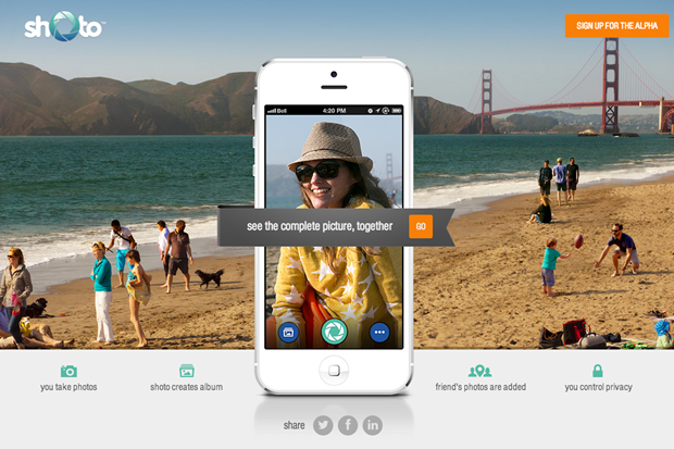 Shoto, the app that organizes and shares photos seamlessly