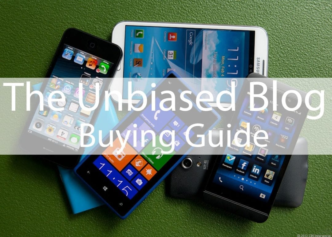 The-unbiased-blog-buying-guide