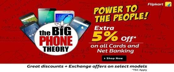 The Big Phone Theory - Flipkart