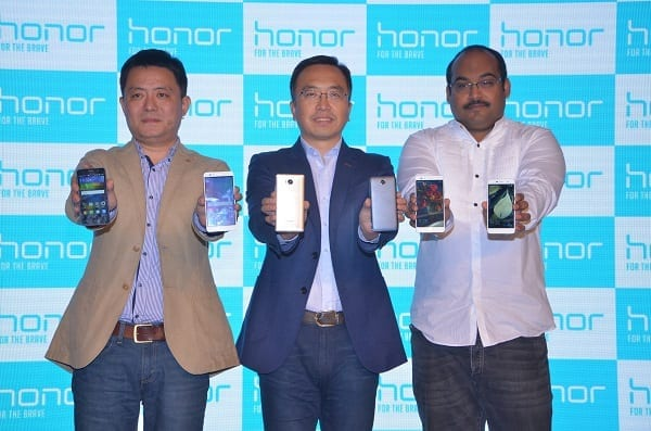 Launch of Honor 5X and Honor Holly 2 Plus