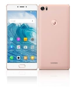 Gionee S8 Image Front