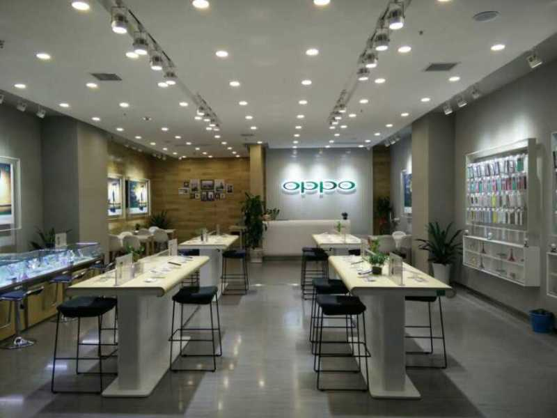 OPPO exclusive store