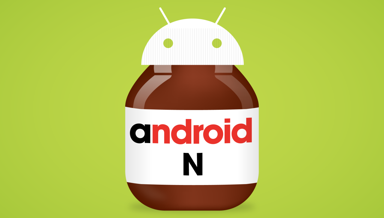 android-N-nutella