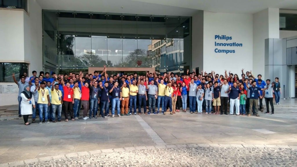 Philips-Lighting-organised-Hackathon-at-Philips-Innovation-Campus,-Bangalore