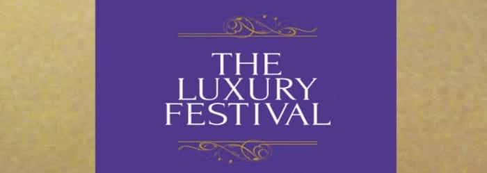 the luxury festival