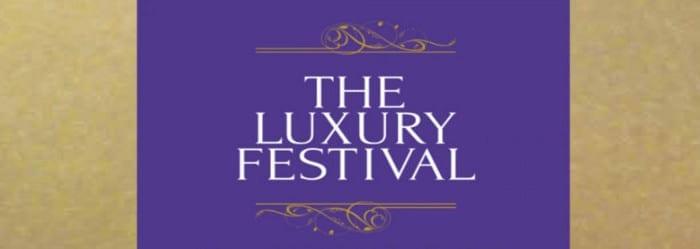 the luxury festival