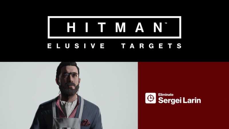 Hitman Elusive Targets