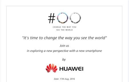 Huawei P9 India Launch