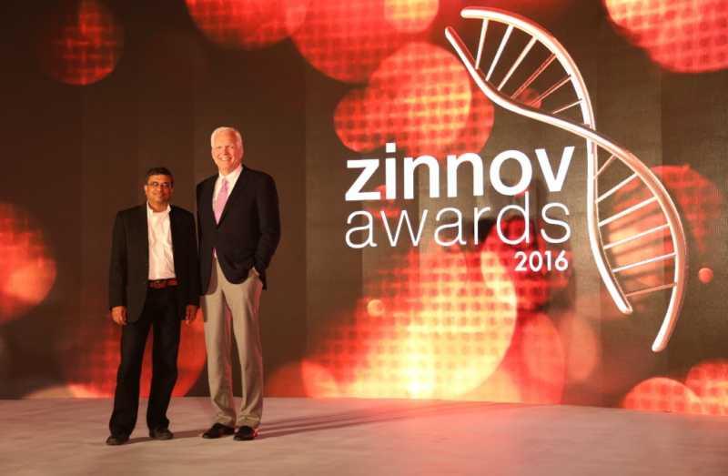 The Zinnov Awards 2016