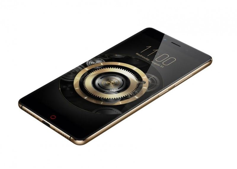Nubia adds panic button on their smartphones in India ...