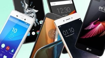 Underrated Smartphones of 2016