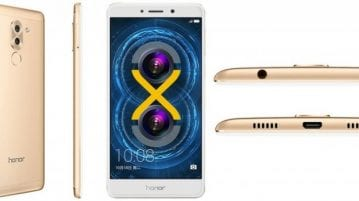 honor-6x India Launch