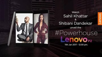 Lenovo P2 -The Ultimate Powerhouse!