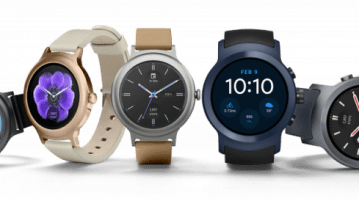 LG androidwear 2.0 smartwatches