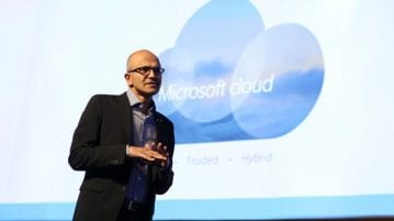 Microsoft Future Decoded event