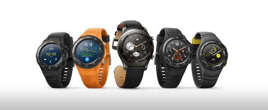 Huawei Watch 2 launched at MWC