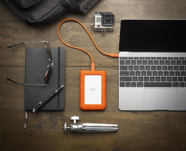 LaCie Upgrades Iconic Rugged Line with USB-C Technology