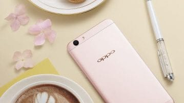 OPPO F1S limited Edition