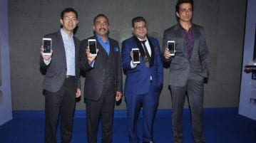 ZTE-A2 launched in India