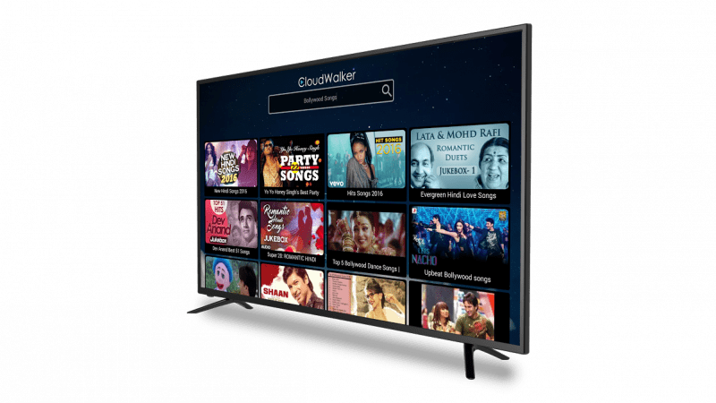 CloudWalker launches Cloud TV