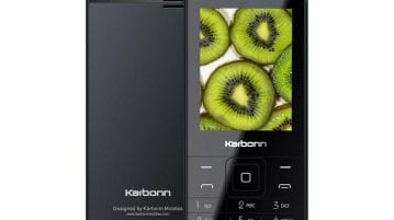 Karbon feature phone
