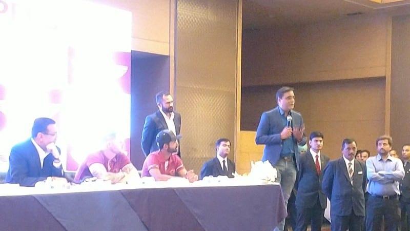 Motorola is Rising Pune Supergiant's Team