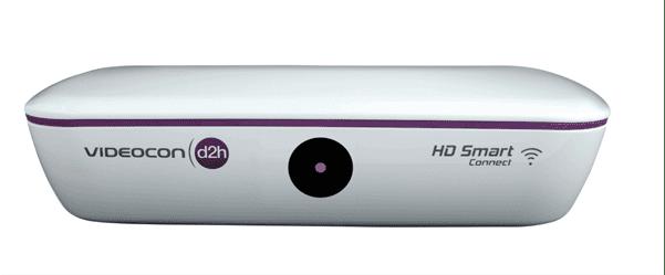 Videocon D2H Smart Connect Box