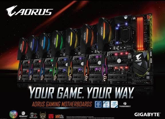 GIGABYTE Starts Run the 1st Gaming Tournament
