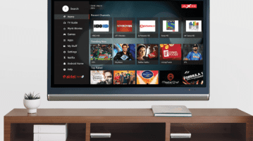 Airtel launches internet TV