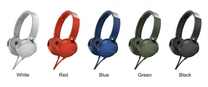 Sony launched EXTRABASS Headphones and Wireless Speaker Series