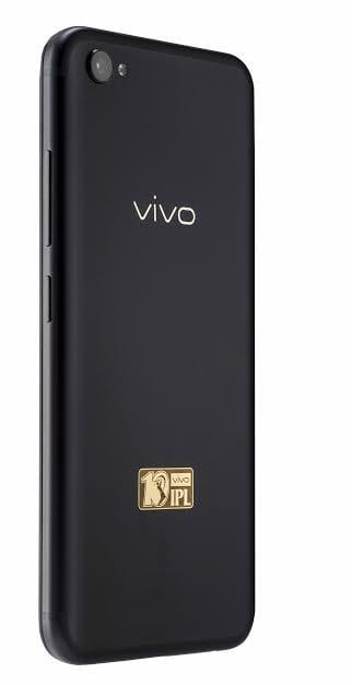 Vivo V5 Plus IPL Edition In Matte Black Color Launched For