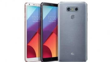 LG G6 India Launch
