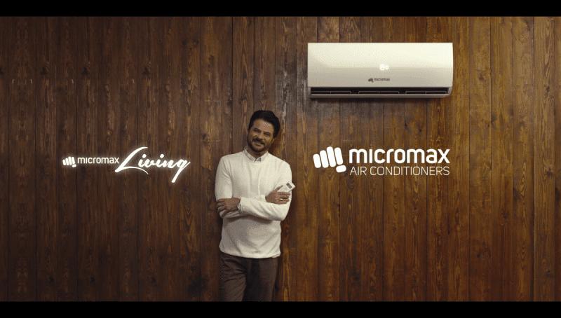Micromax TVC
