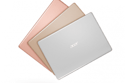 Acer Swift 3 and Swift 1