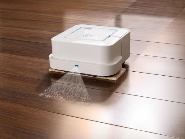 iRobot's Mopping Robot Braava Jet