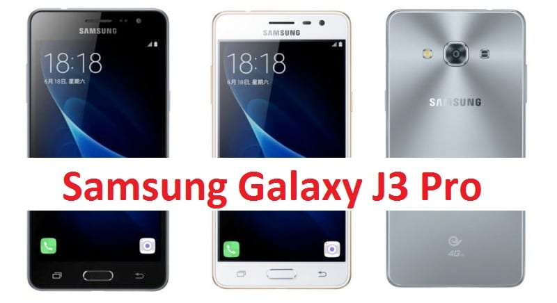 Samsung Galaxy J3 Pro now available on Flipkart for INR