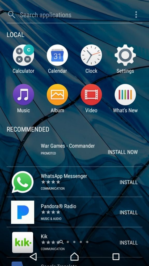 Sony-Xperia-XZs-UI