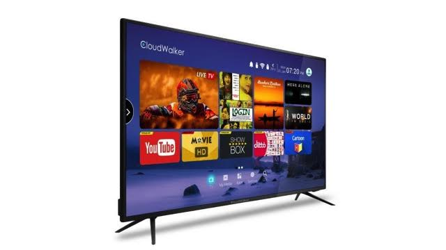 CloudWalker 55-inch Smart TV