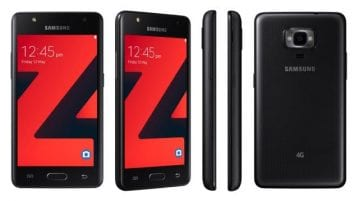 Samsung launches Z4
