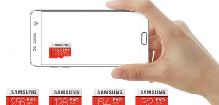 Samsung EVO Plus microSD Memory The Unbiased Blog