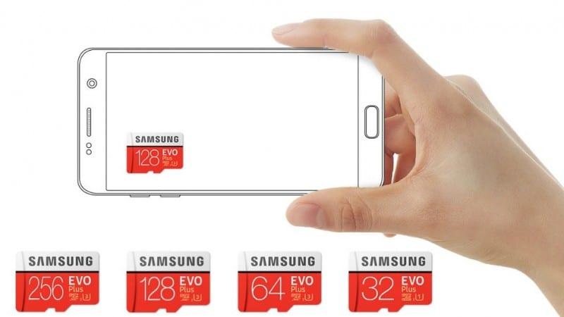 Samsung EVO Plus microSD Memory The Unbiased Blog