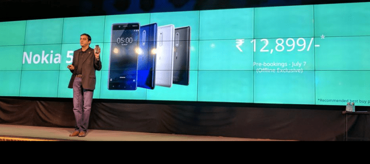 Nokia 3,5 and 6