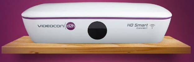 Videocon-HD-Smart-connect 'd2h Stream Box'