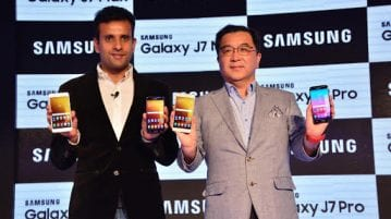 Samsung Launches Galaxy J7 Max, Galaxy J7 Pro